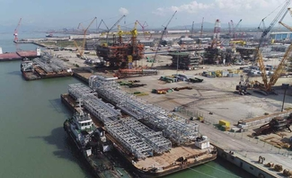 Fluor announces arrival of first modules for KIPIC Al-Zour refinery project in Kuwait