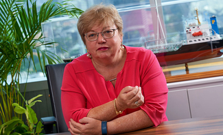 Five minutes with: Gina Fyffe, CEO, Integra Petrochemicals