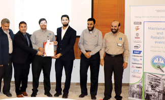 GOSP of SONPD becomes first Aramco entity to be ISO certified for environmental protection management
