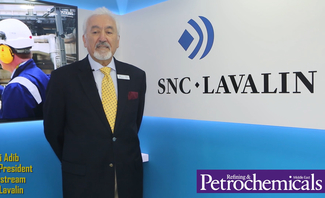 Video: Mehdi Adib, vice president, downstream, SNC-Lavalin, on his company's core competencies and operations in the Middle East