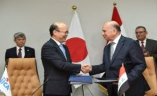 Japan's JICA offers loan for Iraq to upgrade oil refinery