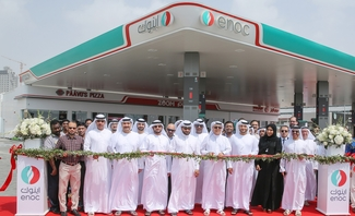 ENOC Group continues retail growth with new service station in Fujairah