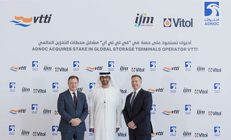 ADNOC acquires 10% stake in global storage terminal company VTTI