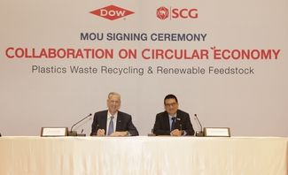 Dow, SCG partner to build circular plastic economy