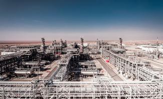 Gazprom Neft starts shipping granulated sulphur from Iraq's Badra oilfield