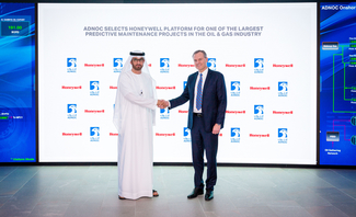 ADNOC selects Honeywell solutions to embark on one of the largest predictive maintenance projects