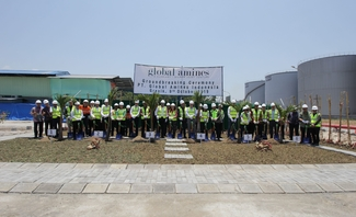 Global Amines Company to build new tertiary amines plant in Indonesia