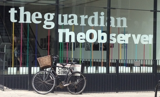 The Guardian bans ads from fossil fuels extractors