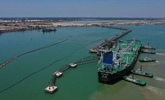 Sinopec puts China's largest petrochemical port into operation