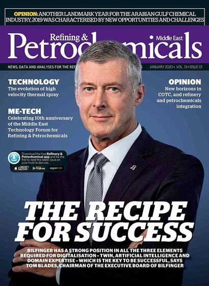 Refining and Petrochemicals Middle East - January 2020