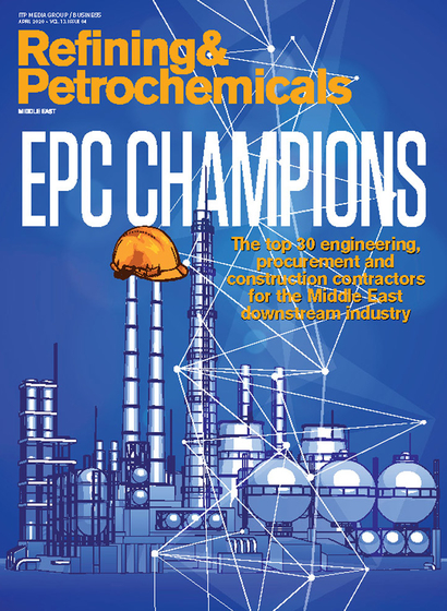 Refining and Petrochemicals Middle East - April 2020