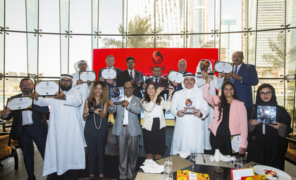 Oil & Gas Middle East and Refining & Petrochemicals Middle East 2018 Awards recognise stellar performers