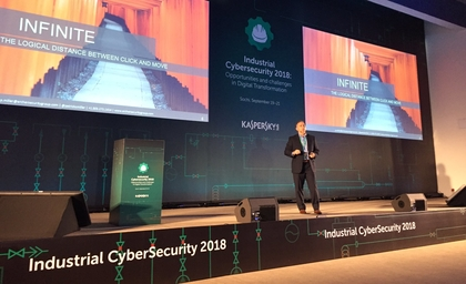 In the Middle East, 43.5% of ICS computers were attacked by malware in H1-2018, says Kaspersky Lab cybersecurity expert