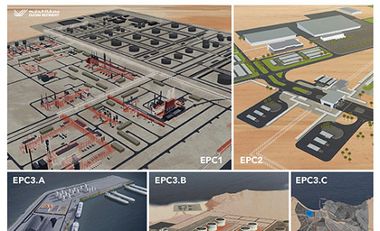 Wood wins multimillion dollar contract from Duqm Refinery
