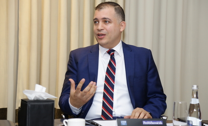 2019 RPME Power 50: Fady Sleiman, chief digital officer, Petrofac