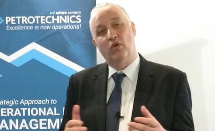 Video: Simon Jones, director, solutions consulting, Sphera, speaks about digital transformation