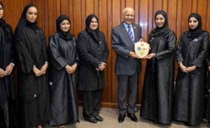 ENOC Group Emirati employees complete leadership programme at Scotland Summer School