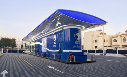 First 'ADNOC On the go' station opens to the local community in Al Bateen, Abu Dhabi