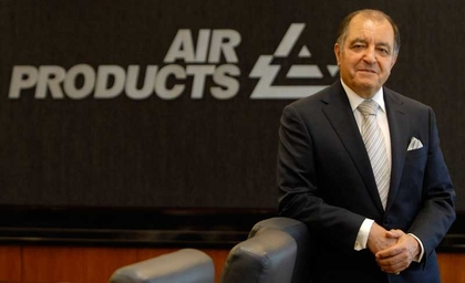 Air Products' CEO to present global growth opportunities providing solutions to energy and environmental challenges