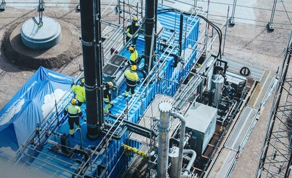 Aker Solutions starts CCS test programme at Preem Refinery