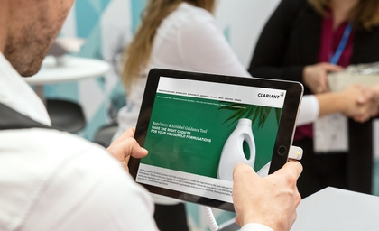Clariant unveils new ecolabel guidance tool for industrial cleaning and home care customers
