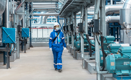 Gazprom Neft's Moscow Refinery joins the Open Mosprom project