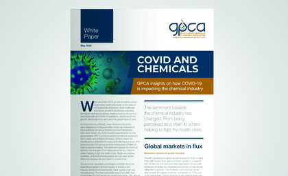 GCC chemical industry must plan and prepare for post-Covid period, says GPCA