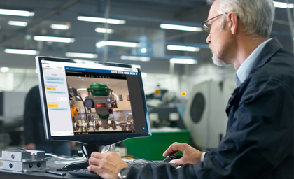 Emerson integrates augmented reality into Plantweb Optics software, enhancing remote collaboration, workforce effectiveness