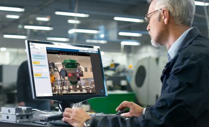 Emerson integrates augmented reality into Plantweb Optics software, enhancing remote collaboration, workforce effectiveness