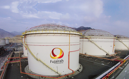 Fujairah oil product stockpiles drop for third straight week