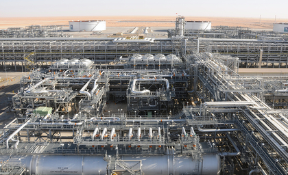 Khurais becomes second Aramco facility to join WEF Global Lighthouse Network