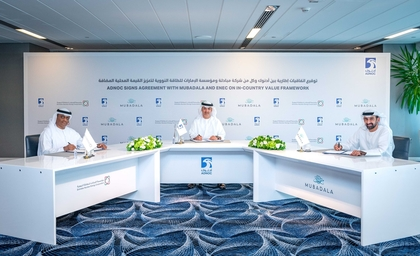 ADNOC fortifies UAE economy with localisation