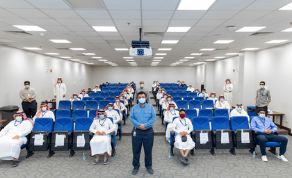 Sadara welcomes fresh batch of 44 student interns as part of its 2020 internship programme