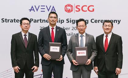 AVEVA, SCG announce strategic partnership to deliver a 'Digital Reliability Platform'