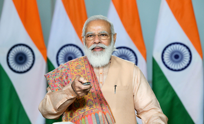 Prime Minister Narendra Modi: India to double the oil refining capacity in the next five years