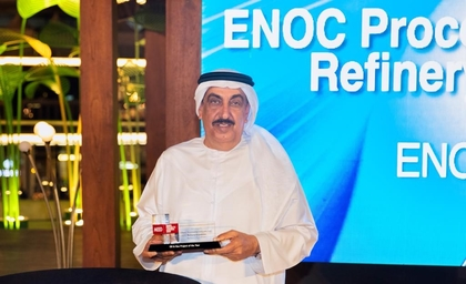 ENOC's refinery wins national and GCC oil and gas project of the year awards