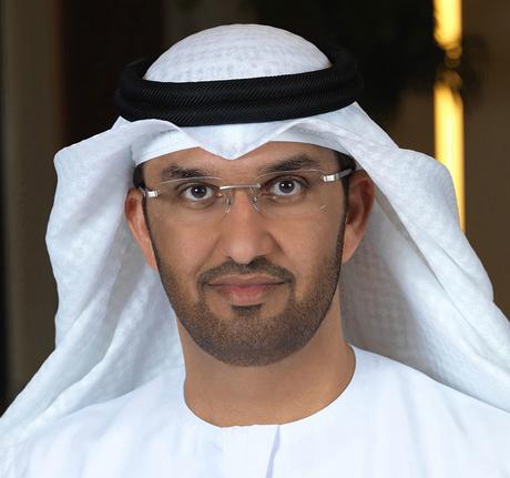 Dr Sultan Ahmed Al Jaber
