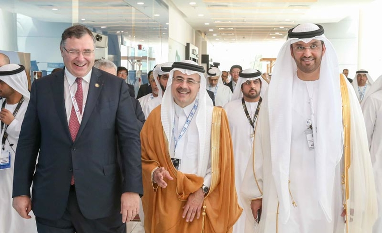 Global oil and gas leaders gather in Abu Dhabi as largest ADIPEC opens