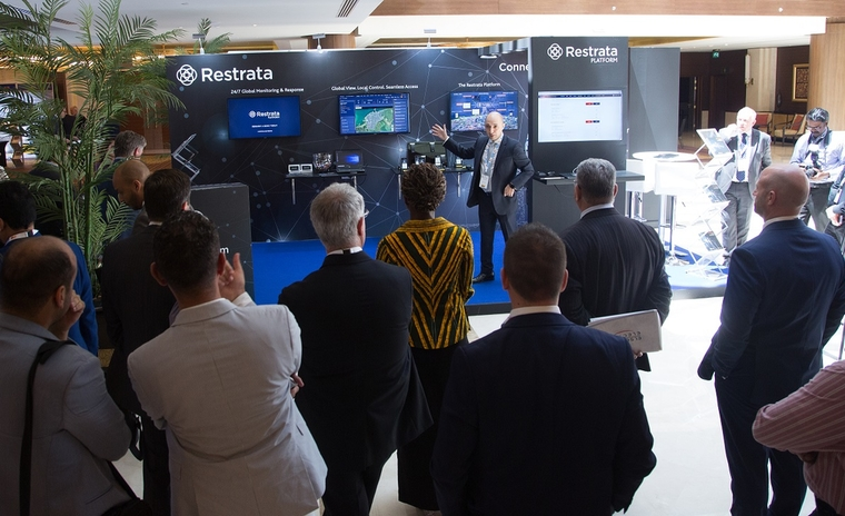 Restrata unveils digital platform boosting safety of people and assets for the energy sector