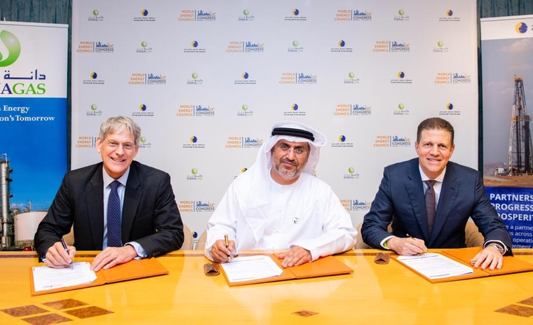 Crescent Petroleum joins industry leaders as silver sponsor of the Abu Dhabi World Energy Congress