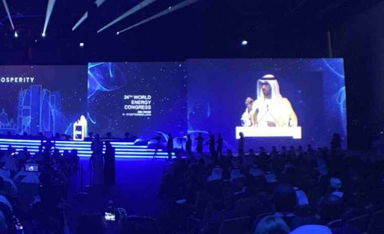 All forms of energy needed to meet growing needs, ADNOC Group CEO says at Abu Dhabi World Energy Congress