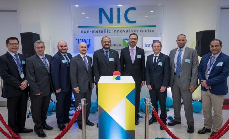 ADNOC, Aramco and TWI unveil non-metallic innovation centre