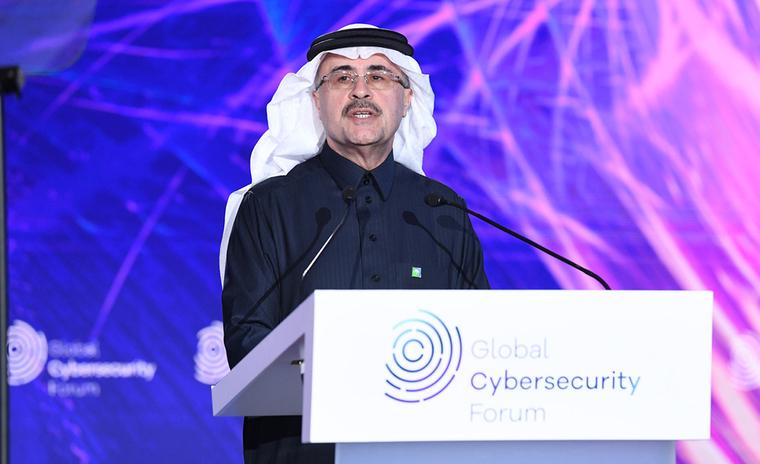Saudi Aramco CEO urges for closer collaboration on cybersecurity in the energy industry