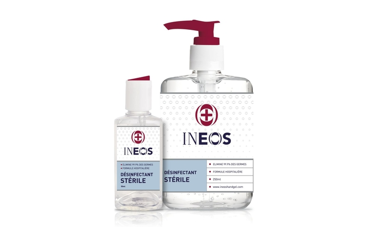 INEOS to build a hand sanitiser factory in France in 10 days to manufacture one million bottles per month