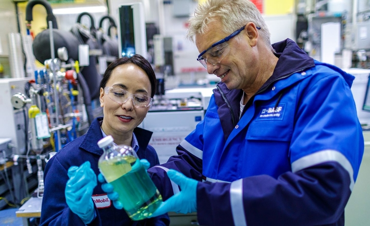 BASF, ExxonMobil unveil new gas treating technology to help customers lower sulphur and overall CO2 emissions