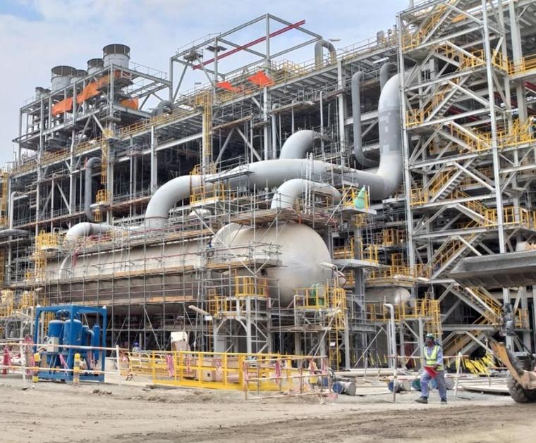 Oman Oil & Orpic Group's Liwa Plastics Industries Complex project: McDermott makes milestones