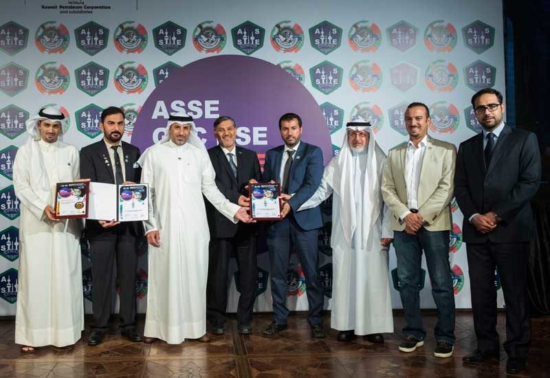 Organised by the Kuwait Chapter of ASSE, the award ceremony is an annual event that recognises the Arabian Gulf regions organisations that have made significant strides in investing and managing workplace risks and developing EH&S performance.