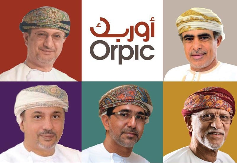 Orpic's new board of directors.