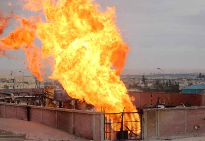 Tunisian transit pipelines have been attacked this week. (Getty Image)