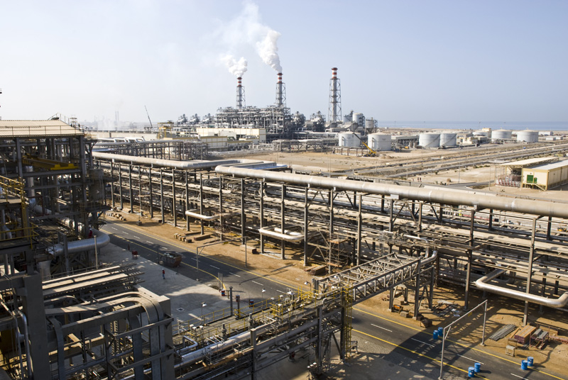 Saudi Aramco is boosting its downstream activities.